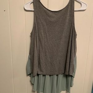 Sparkle and fade size small tank